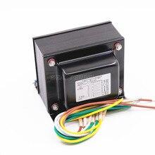 Saída do transformador de 300 w: 320v  0  320v, 0 5v * 3, 0  6v para o amplificador do tubo 300b