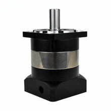 цена на 90mm planetary gear reducer 7 arcmin 1 stage Ratio 3:1 to 10:1 for nema34 stepper motor input shaft 14mm
