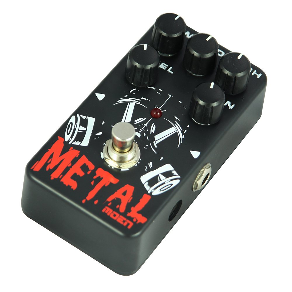 Moen Matel Effect Pedal Electric Guitar Effects AM-MT True Bypass mooer ensemble queen bass chorus effect pedal mini guitar effects true bypass with free connector and footswitch topper