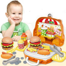 Lovely Children Groceries Toys Pretend Play Toys Children Ea