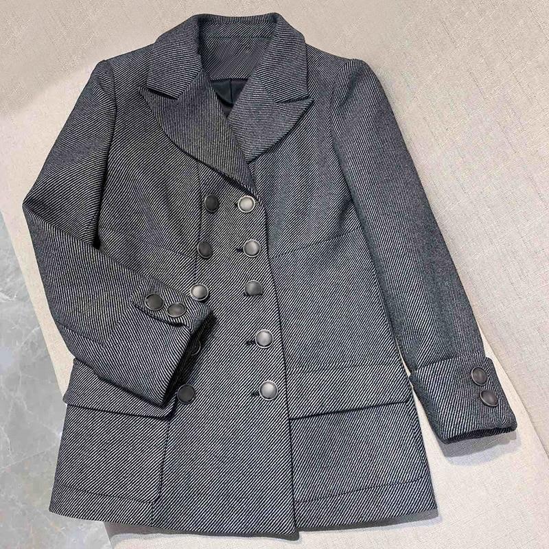 D'hiver Automne Pour Pics Laine Hiver De Manteau Costume 2018 As Mode Haute Femmes Qualité qwaZTwUCx