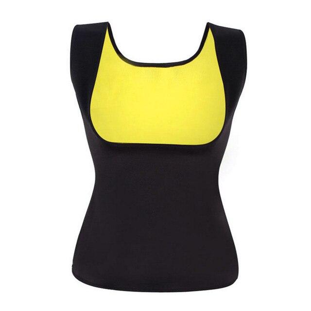 Women Sauna Sweat Body Shaper Abdomen Reducer Belly Trimmer Burner Calories Off Weight Loss Neoprene Underwear Slimming Corsets 5