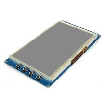 Wholesale prices 7″ TFT LCD 800*480 Touch Screen Display for Raspberry Pi 2 DE