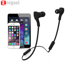 Fashion Wireless Bluetooth Earphone Stereo Sport Running Earphone Music In-Ear Headset With Mic For iPhone Samsung Xiaomi