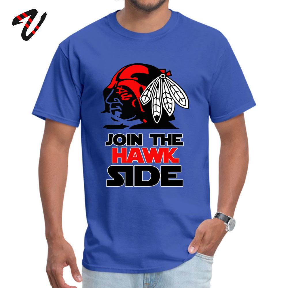 Chicago Blackhawks Star Wars T-Shirt