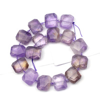natural amethyst/ametrine beads natural gemstone beads DIY loose beads for jewelry making strand 15 wholesale