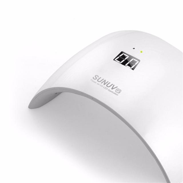 SUNUV 24W  UV LED  Lamp  for nails