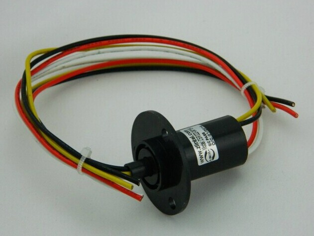 Wind turbine slip ring 4 circuits each 10A of generator/motor equirepment 5pcs 2 wires circuits 30a 22mm wind generator slip ring wind turbine slip ring rotating connector capsule slip ring