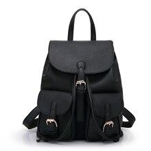 Пинда дешевая марка женская мода рюкзак дамы рюкзак шул сумка студент мешок pu кожа сумка bolsa женский повседневная
