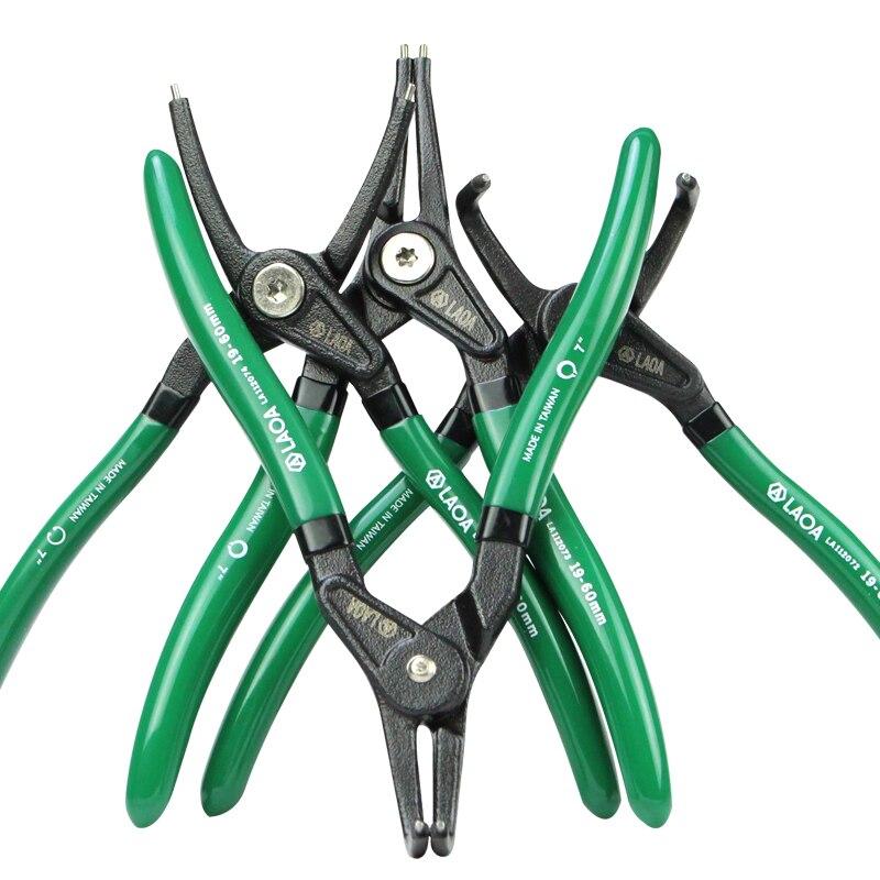 LAOA 5/7 инчови клещи за закрепване на - Ръчни инструменти - Снимка 3