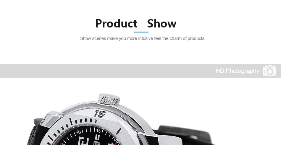 SINOBI Surfing Clock 3Bar Waterproof Watch Mens Sports Wristwatch Designer Branded Chronograph Male Spy Geneva Quartz-watch 007 24