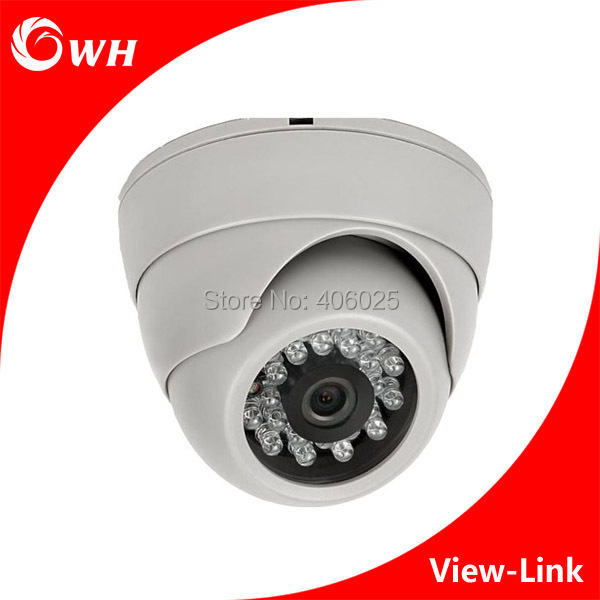 ФОТО  CWH-A4007T 1MP 1.3MP 2MP HD Analog Dome Camera with 3.6mm lens and 24PCS IR Leds Cheapest Camera and AHD Camera