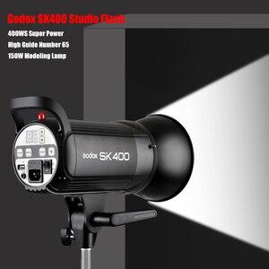 Image 5 - Godox SK400 Studio Professionale Flash di Serie Sk 220V Potenza Max 400WS GN65