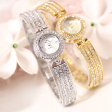 New Hot Pearl Mother-of-pearl Pearl No Digital Rhinestone Scale Dial Strap High-end Bracelet Pearl Female Watch bs brand pearl watch lady mother of peal watch dial diomand luxury bracelet women pearl rhinestone crystal watch dress bracelet