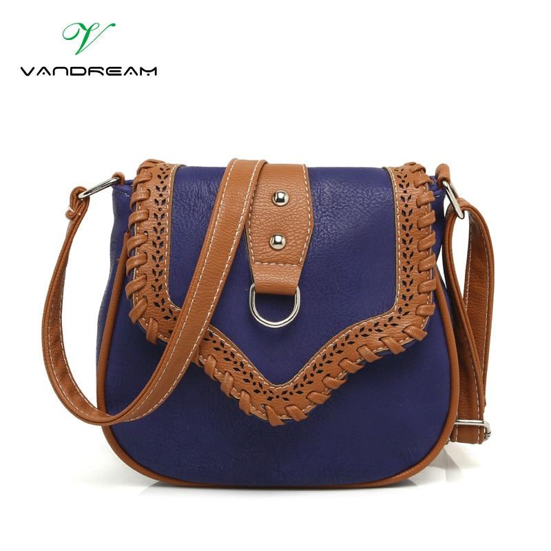 Wholesale! New National 2016 Women Handbag Famous Brand Designer Black Blue Crossbody Women Leather Small Shoulder Messenger Bag almost famous new black tough love sweater msrp $49 00