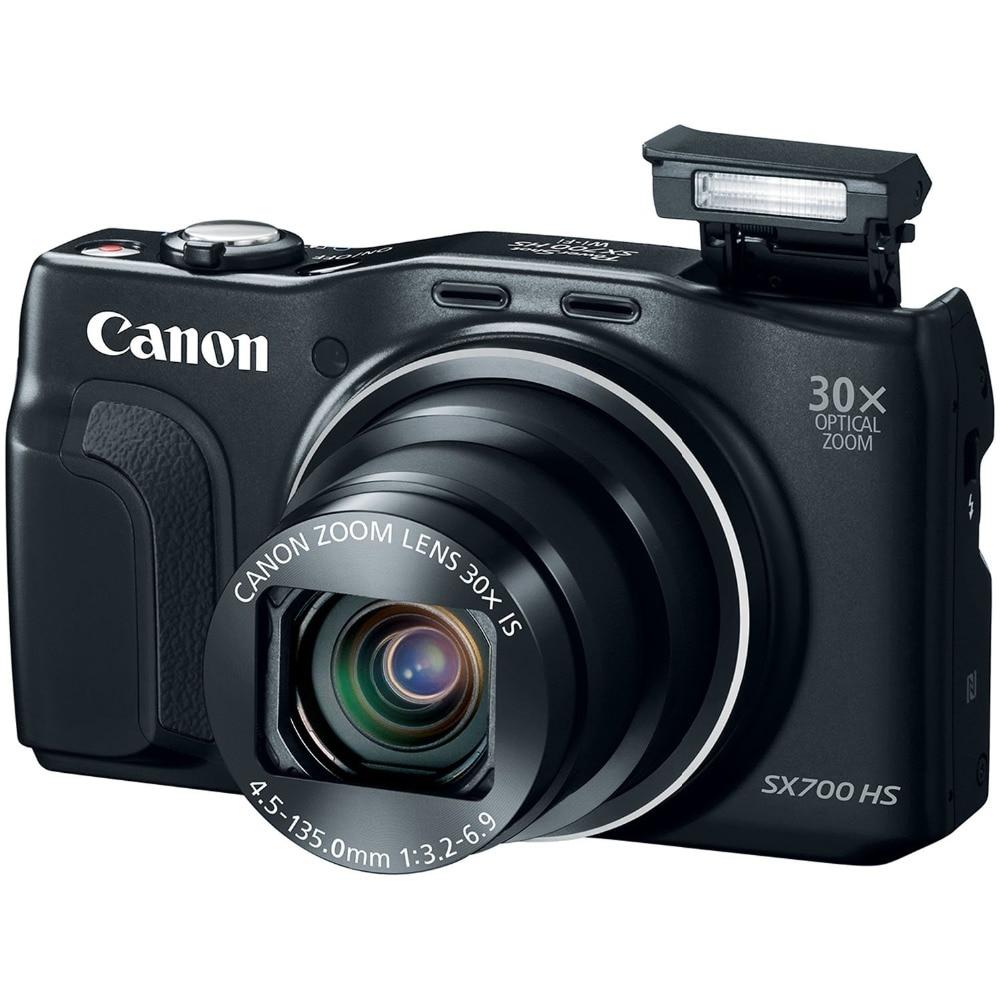 Utilisé, Canon SX700 HS appareil photo numérique, 100% de travail bonne