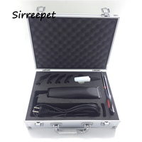 45W Professional electric dog grooming clipper with 10# blade made in taiwan