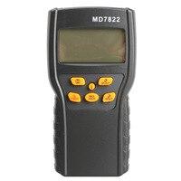 MD7822 מטר טמפרטורה דיגיטלי גרגרים מד לחות Tester מדידת Probe אורז תירס חיטה לחות המבחן Meter w/תצוגת LCD