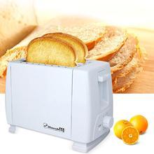 Adoolla для домашнего использования полностью автоматический тостер 2 ломтика хлебопекарь многофункциональный автоматический машинный кухонный инструмент для завтрака