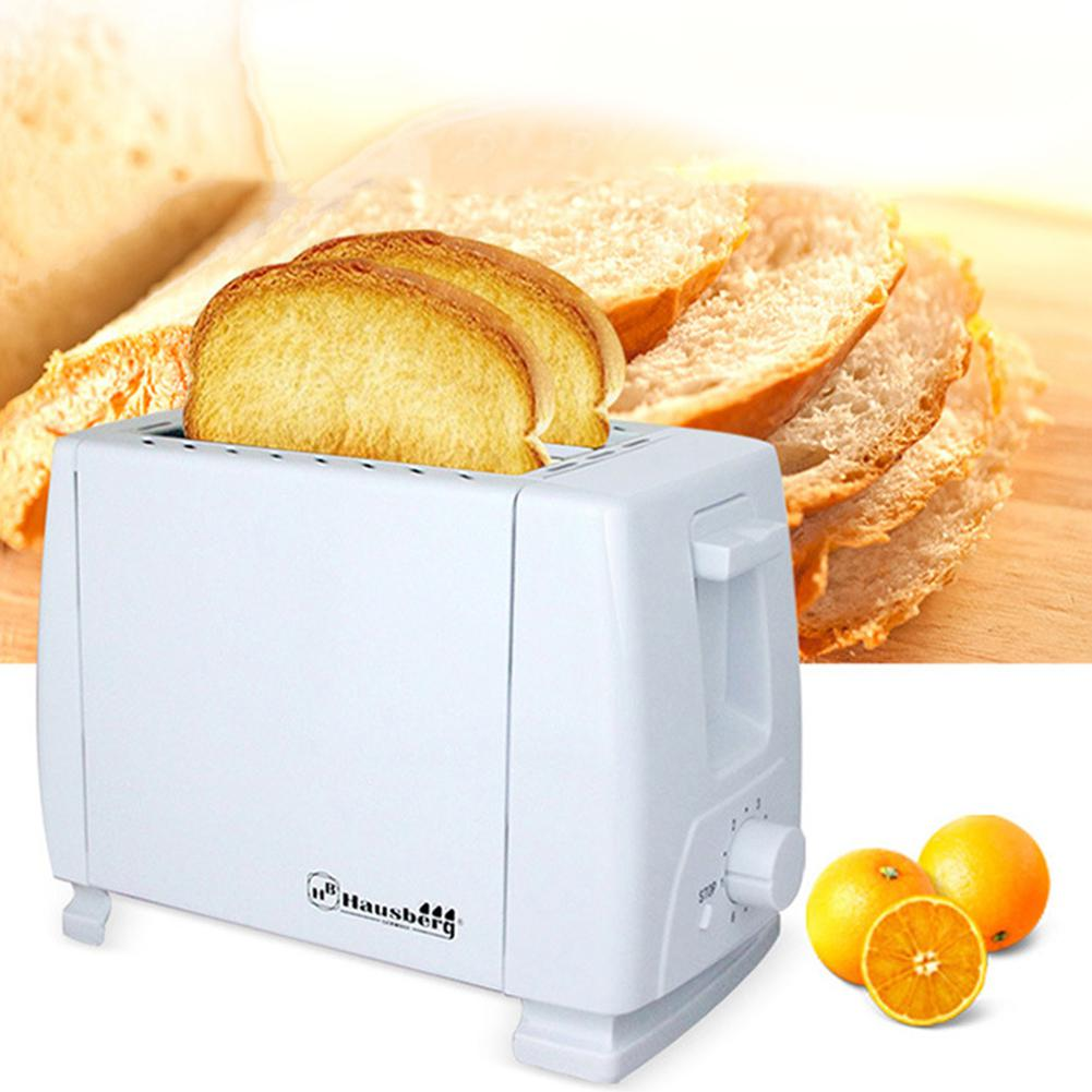 Adoolla Home Use Fully-automatic Toaster 2 Slices Bread Baker Multi-function Automatic Breakfast Machine Kitchen Tool
