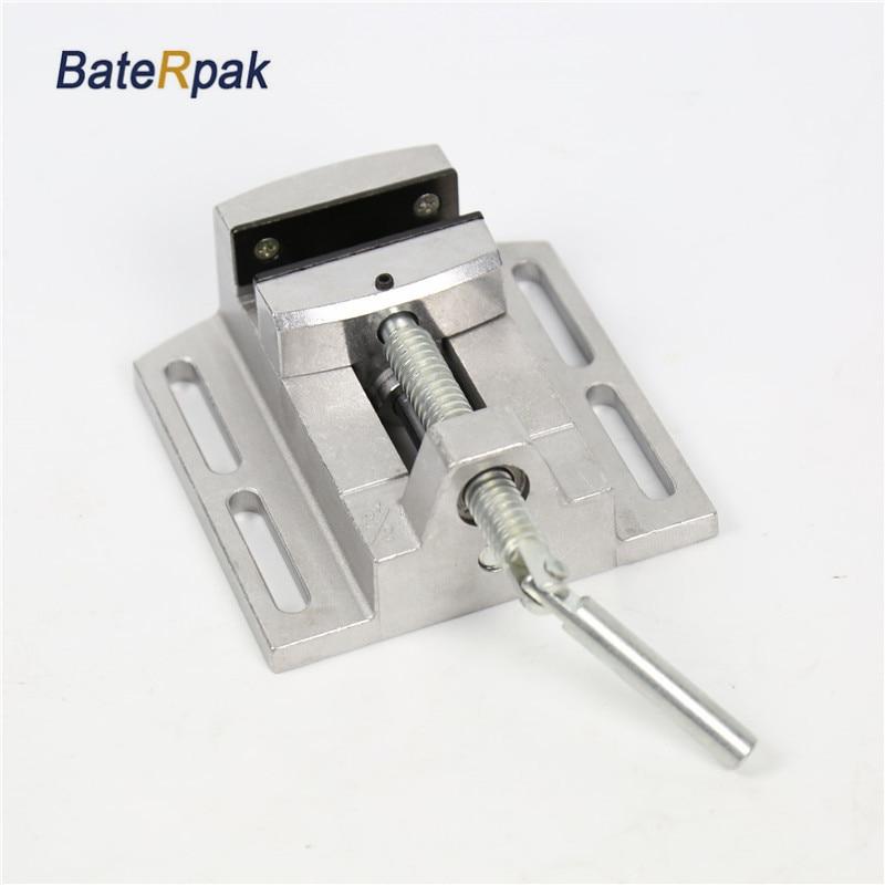 Baterpak мини-пластины клещи, небольшие деревянные/металл Рабочий стол 2.5 дюйма клещи, сделано в Алюминий сплав
