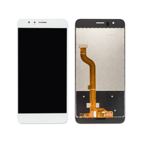 5PCS Lot LCD Display Touch Screen Panel Digitizer Accessories Assembly For Huawei Honor 8 Lcd Screen