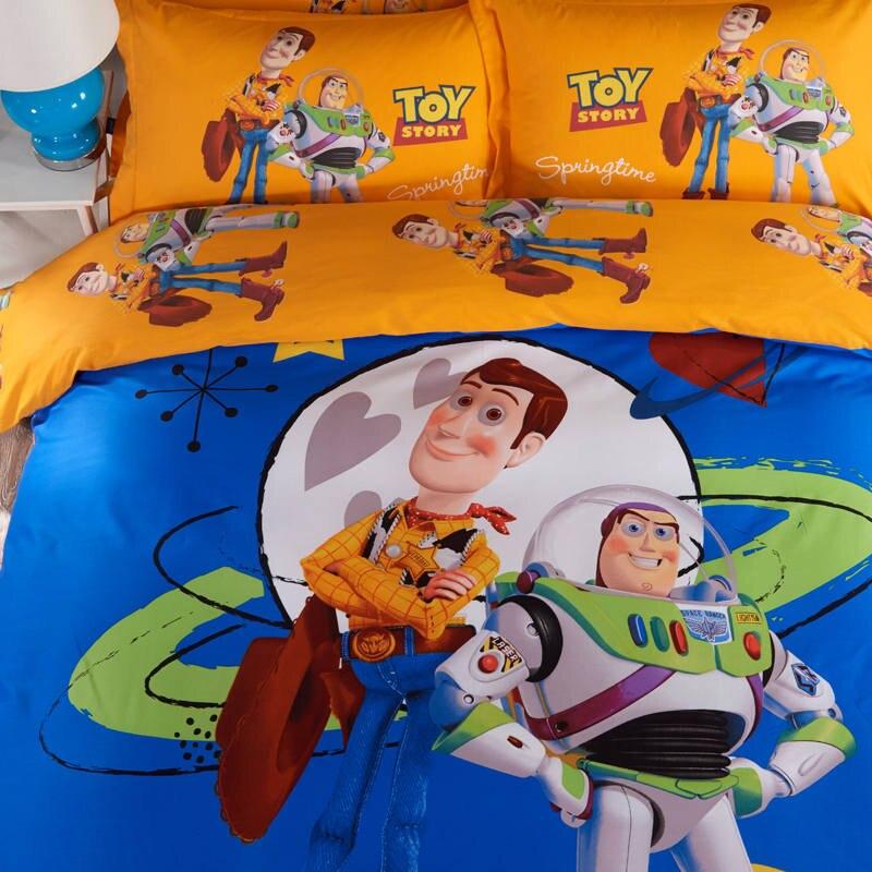 Toy Story 3D Imprimé Literie Couette Ensembles Couette Couvre de