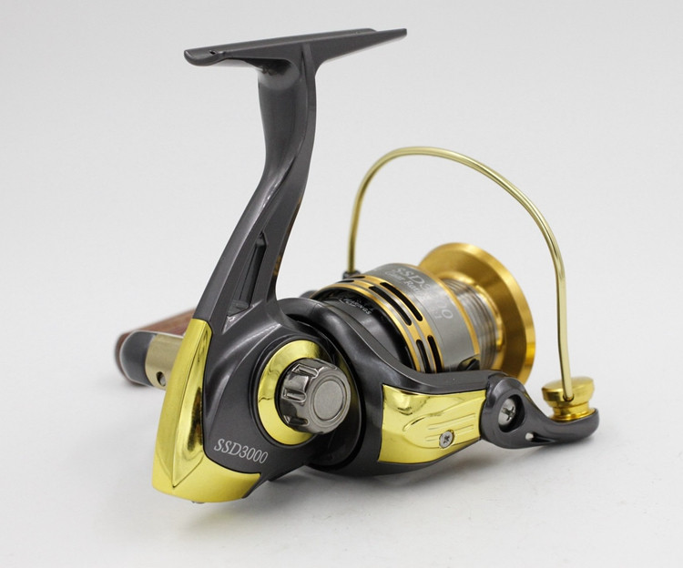 10+1BB Cheap Spinning Reels 1000 2000 3000 4000 5000 6000 7000 Best Saltwater Beach Boat Rock Sea Lure Ice Spinning Fishing Reel  (16)