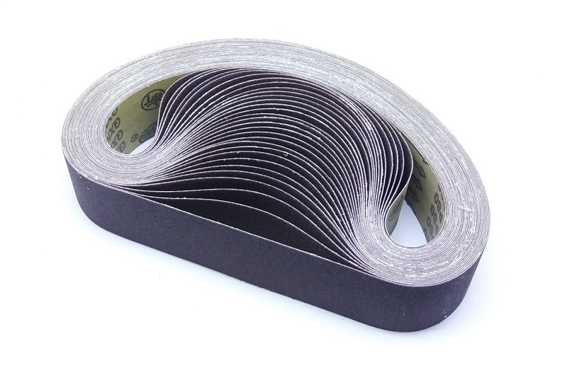 New 5pcs 710*50mm A/O Abrasive Sanding Belt On Metal Grinder GXK51 P80-P800 For Grinding Belt Grinder Accessories