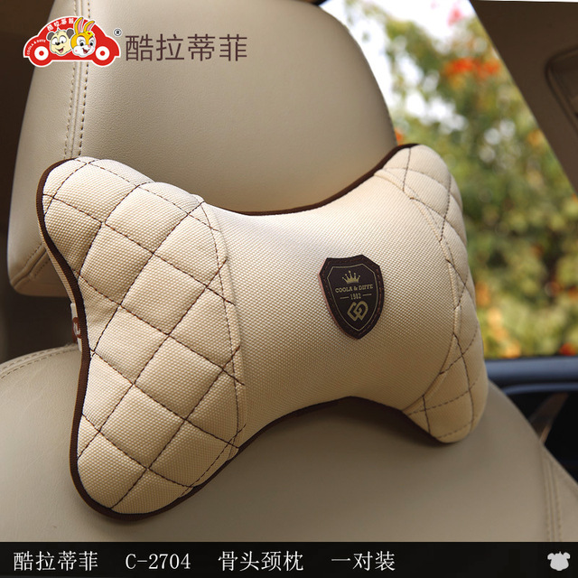 1 pcs car headrest four universal car head pillow cushion car neck pillow cushion