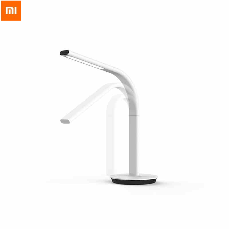 Original Xiaomi Mijia Smart Desk Lamp LED Light Philips2nd Folding Table Lamp Dual Light Touch Sensor