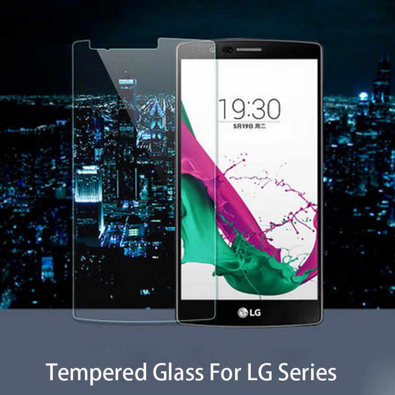 9 H Screen Protector Szkło Hartowane Dla LG Nexus 5 4 L34C L70 L90 L80 L90 L70 Dual G3 Stylus g4 Stylo Vista radość folia Ochronna