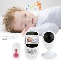 IMPORX New Baby Monitor 2.4 Inch LCD Wireless Baby Camera 2X Baby Phone Night Vision Security Camera Two way Talk Bebek Telsizi