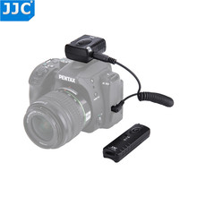 JJC Camera Shutter Release 16 Radio Channel 433MHZ RF Wireless Remote Controller for PENTAX KP/K 70