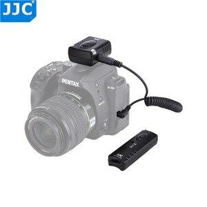 Image 1 - Jjc 카메라 셔터 릴리즈 16 무선 채널 433 mhz rf 무선 원격 컨트롤러 (pentax kp/K 70 용)