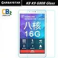 Protetores de Tela de 8 Polegadas 9 HGlass CARBAYSTAR K8 K9 Tablet PC Protetor de Tela De Vidro Temperado film Vidro Para Colorfly G808