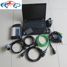 mb star diagnostic tool mb star sd c4 connect compact 4+ 2017.12v ssd+ i5 laptop T410 (4gb) 3 in1 work directly for mb vehicles