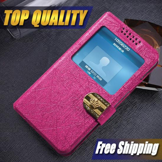 new PU leather Stand Cover Case For HTC One X s720e Cell Phone Holster For HTC One x g23 with retail packaging