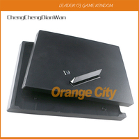 Replacement Parts Black Full Set Console Housing Shell Case Cover for PS4 Pro Console