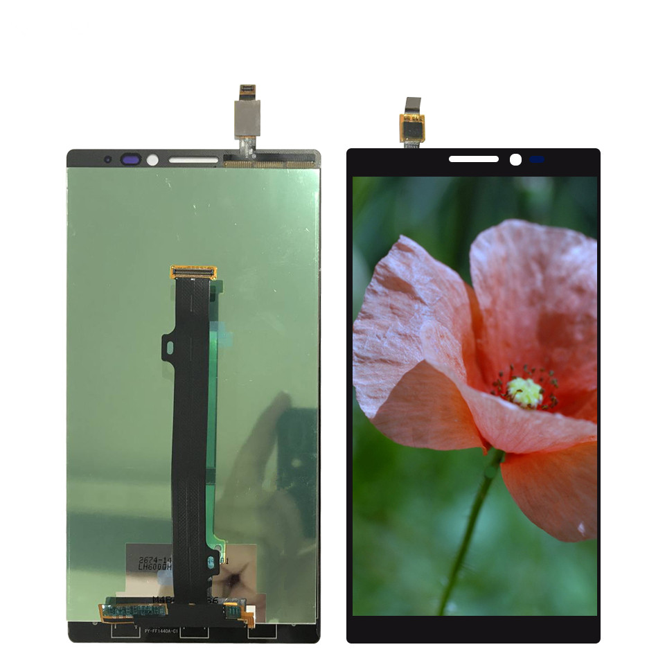 Full <font><b>Touch</b></font> <font><b>Screen</b></font> Digitizer <font><b>LCD</b></font> <font><b>Display</b></font> Assembly For <font><b>Lenovo</b></font> <font><b>Vibe</b></font> <font><b>Z2</b></font> Pro K920 + Tools + Adhesive image