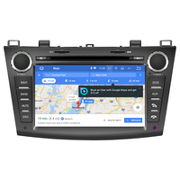 For Mazda 3 Mazda3 2010 2011 2012 2013 Android 8.0 Car DVD Radio Stereo Bluetooth Multimedia Player GPS Navigator Head Unit