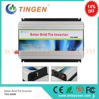 Mppt Tie Solar Power Inverters Home System 110v 220v Ac Output Pure Sine Wave Dc Input