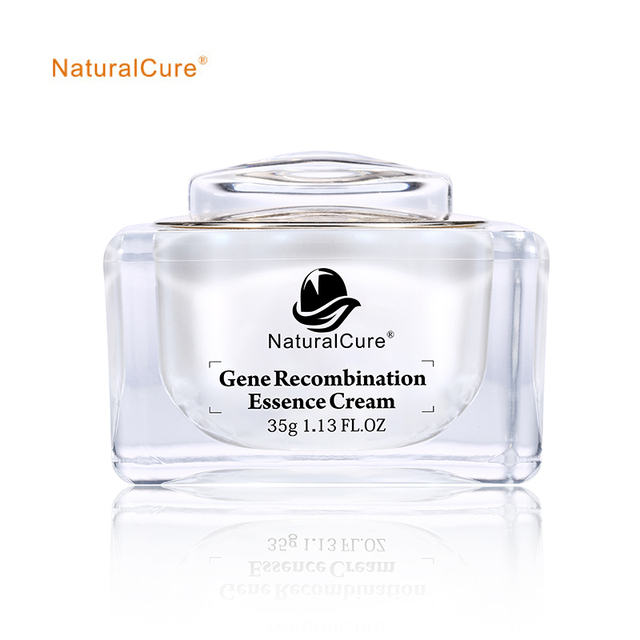 NaturalCure gene combination essence cream keep skin smooth, shrink pores, reduce face stain, restore elasticity of skin