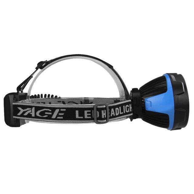 Yage Rechargeable Flashlight Headlamp 4