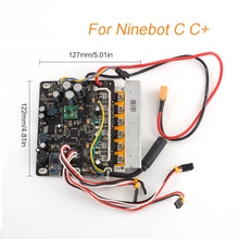 Scooter Motherboard Mainboard Control Board for Ninebot ONE C C+  Electric Scooter Replacements ninebot electric scooter circuit board motherboard mainboard for ninebot kickscooter dashboard controller skateboard original