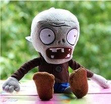 30 см пп хлопок растения против зомби в серый зомби, Прекрасный плюш игрушки для дети