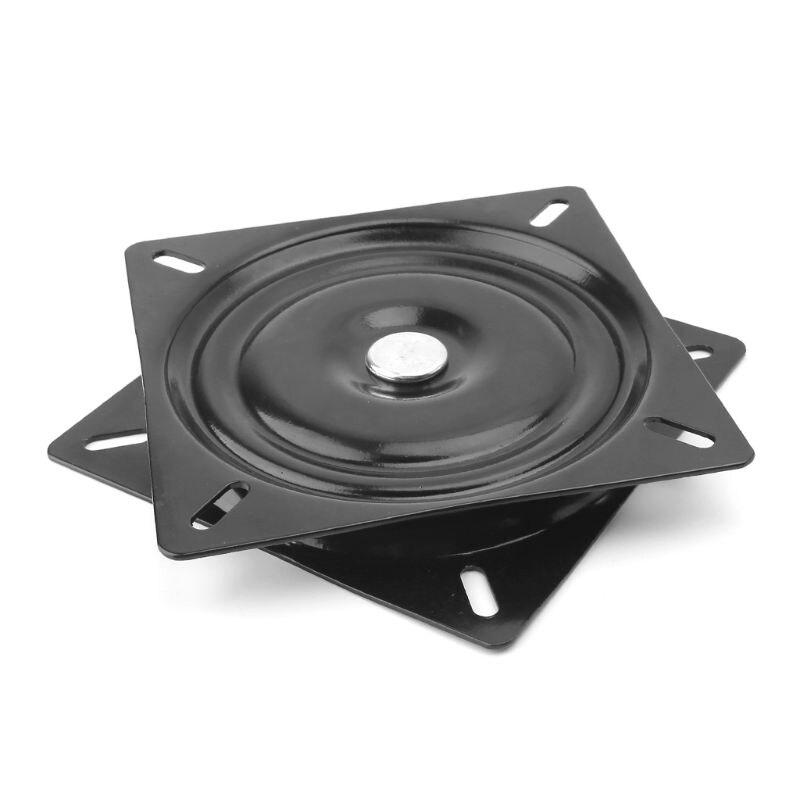 Sonderabschnitt 360 Grad Rotation 6 sitz Lager Schwenk Platte Boot Marine Sitze Armaturen Hardware