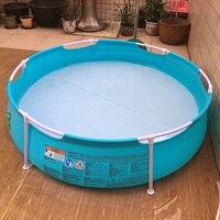 Надувной круглый бассейн для взрослых, открытый бассейн, лето 152*38 см, садовый поплавок, детский бассейн выше земли, бассейн для продажи