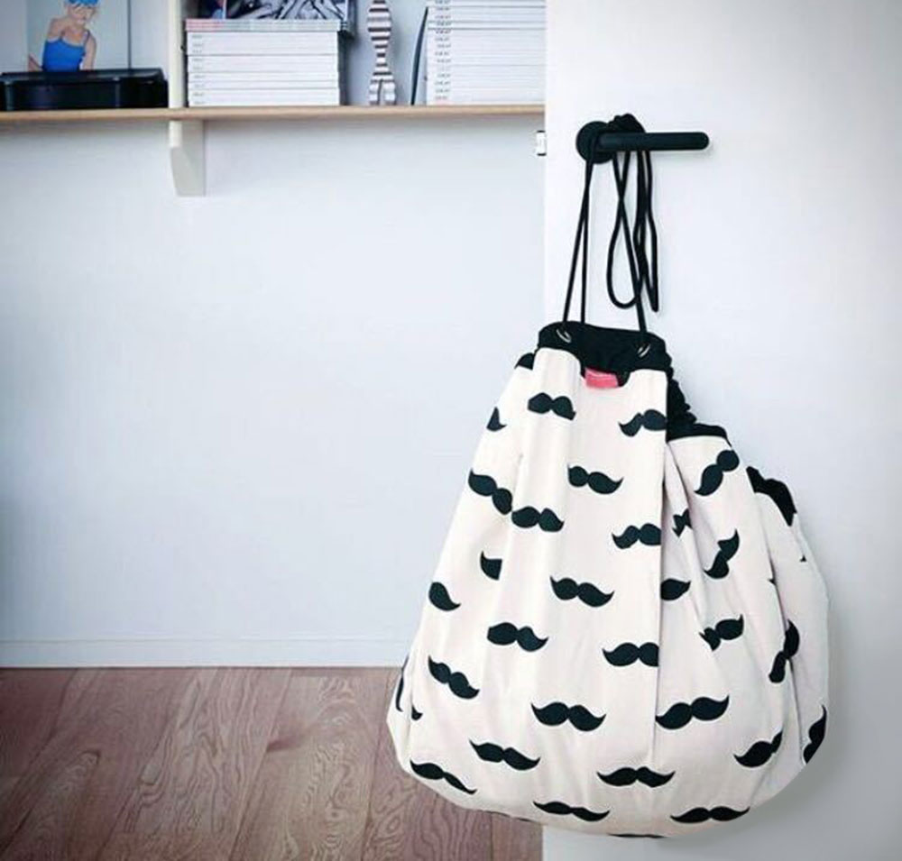 Creative Modern Storage Bag Ins Explosion Of Large Bags Toys Can Be Used As Carpet In From Home Garden On