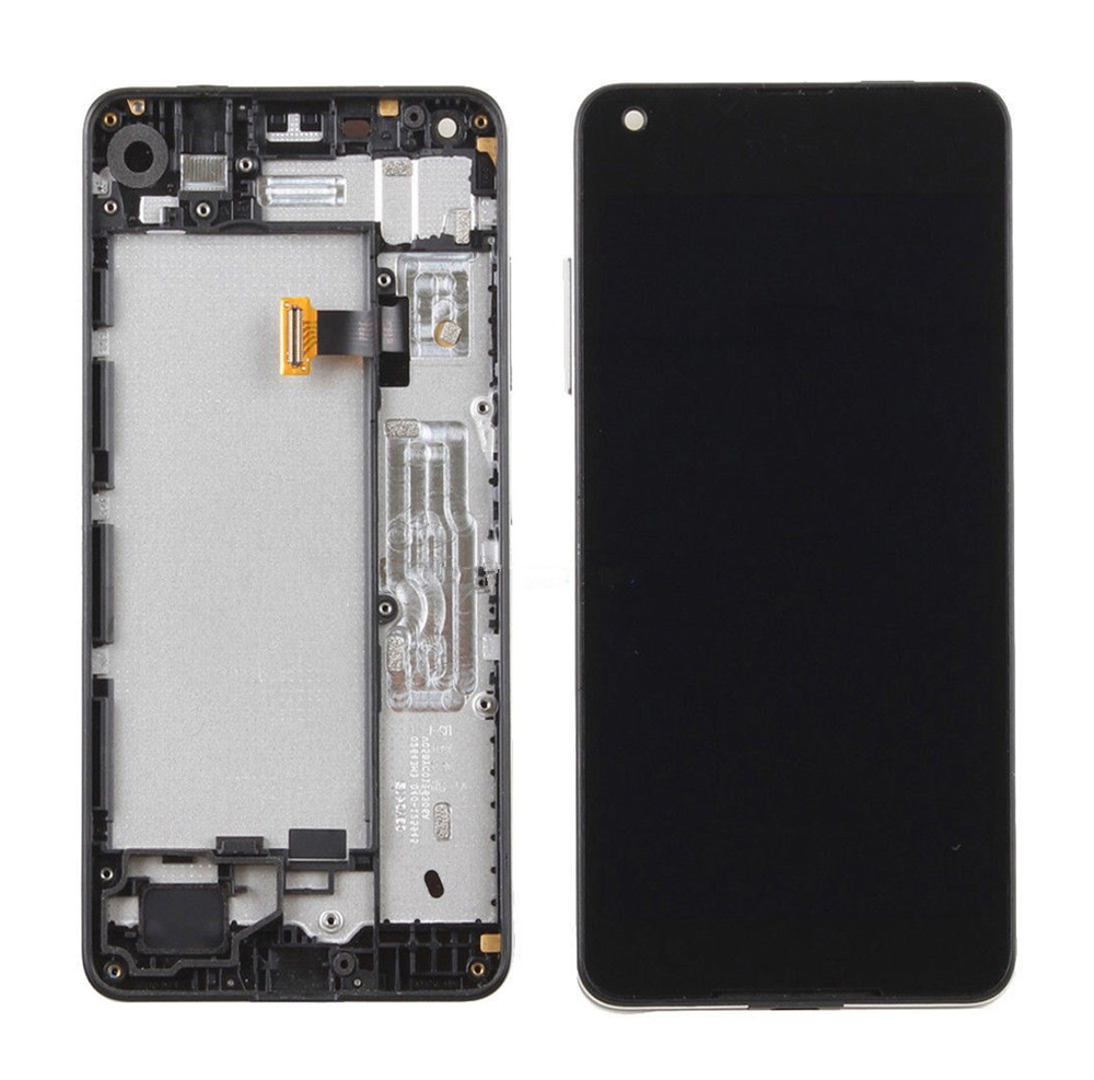 RTGparts Oled Display + Touch Screen Digitizer Assembly For Nokia Microsoft Lumia 650